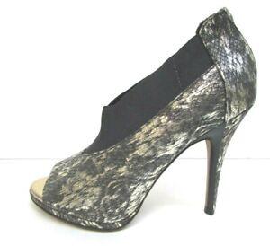 Donald J Pliner Size 9.5  Open Toe Heels New Womens Shoes