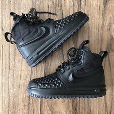 A854G Nike Women's LF1 Lunar Force 1 Duckboot Black AA0283-001 Size 5.5 New