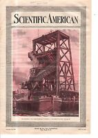 1916 Scientific American December 30 Aeroplane machine gun; hog cholera; Index