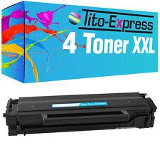 4x tóner-cartucho XXL ecoserie para Samsung Xpress m2070 FW m2020 W mlt-d111s