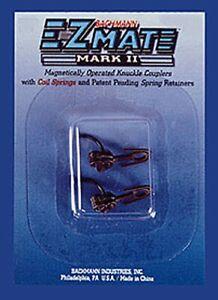 Bachmann - E-Z Mate Mark II Center Shank - Long HO (12 pairs)