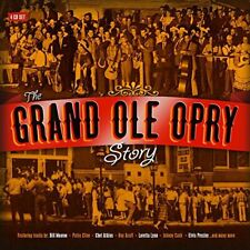 The Grand Ole Opry Story [CD]