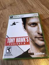 Tony Hawk's Project 8 (Microsoft Xbox 360, 2006) Nice Disk VC8