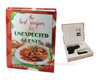 BookKASE Hand Gun Hider Book Safe-Best Recipes