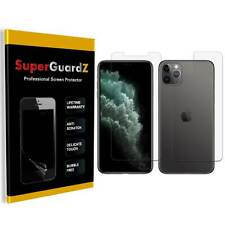 4-PACK SuperGuardZ FULL BODY Anti-Glare Matte Screen Protector For iPhone 11 Pro