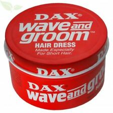 Dax Wax Red Wave And Groom 99g 1 2 3 6 12 Packs