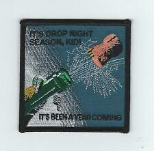 "PILOT TRAINING CLASS 08-06 ""It's Been a Year Coming"" patch"