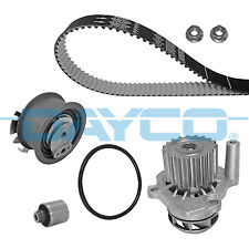Kit Distribuzione DAYCO Seat TOLEDO 1.9 TDI Cinghia distribuzione Pompa acqua