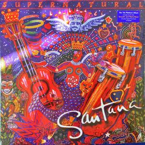 Santana – Supernatural Lp Vinile Nuovo