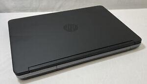 "HP ProBook 640 G1 Laptop i5 2.6GHz 4th Gen 8GB 128GB SSD 14"" Screen Win 10 Pro"