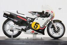 Suzuki RGB500 Marco Lucchinelli 1981 1:24 Scale Die-cast  Model Motorcycle