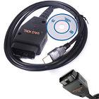 USB Cable KKL VAG-COM 409.1 OBD2 II OBD Diagnostic Scanner fr VW Audi Seat Skoda