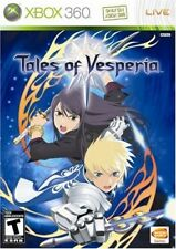 XBOX 360 GAME TALES OF VESPERIA  BRAND NEW & SEALED