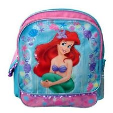 """Disney Ariel Toddler Backpack 12"""" inches Backpack for Kids - Brand New"""
