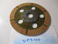 More details for john deere brake friction disc (vapormatic) - vpj7100