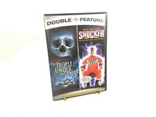 Wes Craven Double Feature - The People Under The Stairs & Shocker - DVD
