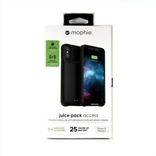 MOPHIE CASE FOR IPHONE XS X POWER BATTERY JUICE PACK ACCESS QI USB-C 401002831