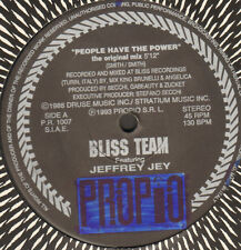 BLISS TEAM - People Have The Power - Propio