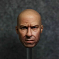 1/6 Scale Vin Diesel Head Sculpt For hottoys Veryhot figure body in stock