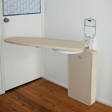Lifestyle Wall Mounted Ironing Board (Vertical)