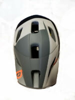 661 SixSixOne Evo Am Tres MTB Bicycle Helmet w/MIPS - GRAY - (CLOSEOUT) _7162-08