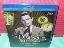 LA DIMENSION DESCONOCIDA - THE TWILIGHT ZONE  - VOLUMEN 9 -  BLU-RAY