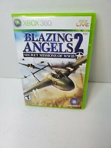 Blazing Angels 2 XBOX 360 Simulation (Video Game)