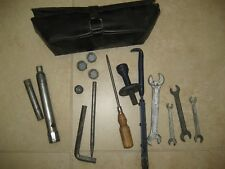complete  original 15 peiece hand tool set for Lancia Fulvia Coupe with case