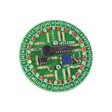 Velleman Ruleta Electrónica Kit de proyecto mk119