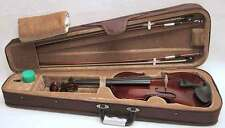 New 4/4 Violin w 2 Brazilwood bows (brn)