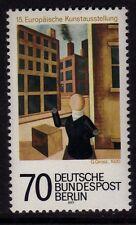 Germania BERLINO 1977 Arte Esposizione SG B535 MNH