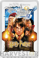 2020 HARRY POTTER AND THE SORCERER'S STONE POSTER COIN - 1 OZ. SILVER COIN - OGP