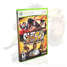 2010 SUPER STREET FIGHTER IV video game for (Microsoft XBOX 360)