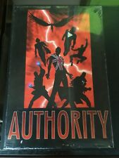 The Absolute Authority Wildstorm Volume 1 Hardcover Ellis Hitch DC Still Sealed