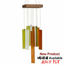 WOODSTOCK CHIMES  - Sea Glass Chime -  CRAFTSMAN -  AVAILABLE JULY 1ST- SGC