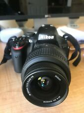 Nikon D5100 Camera With 18-55mm Lens + Extras