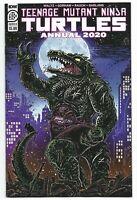 TMNT Annual 2020 Unread Eastman Variant Cover B IDW Teenage Mutant Ninja Turtles