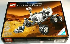 LEGO 21104 NASA Mars Science Laboratory Curiosity Rover CUUSOO #005 sealed