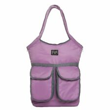 7 A.M. Enfant Barcelona Diaper Bag Infant Baby Stroller water-repellen Pink