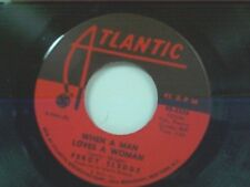 "PERCY SLEDGE ""WHEN A MAN LOVES A WOMAN / LOVE ME LIKE YOU MEAN IT"" 45"
