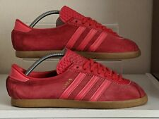 """Adidas London size 8 """"2010 release Poppy red  CW"""
