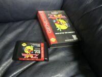 Sega Genesis Zool Game