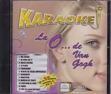 La Oreja de Van Gogh Karaoke CD+Grafics