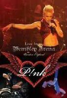 "PINK ""LIVE FROM WEMBLEY ARENA LONDON ENGLAND"" DVD NEU"
