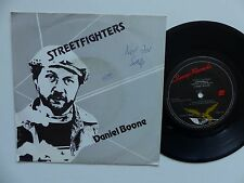 DANIEL BOONE Streetfighters RTL006 SWOOP RECORDS