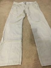 French Conection UK fcuk mens relaxed straight pants 34