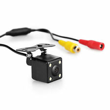 CCD Car Reverse Rear View Backup Camera For Car Monitor/DVD Player Parking Cam