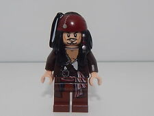 Lego Minifigure Pirates Of The Carribean Captain Jack Sparrow with Jacket 2