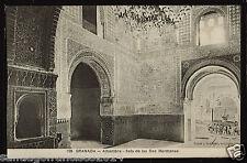 1127.-GRANADA -128 Alhambra -Sala de las Dos Hermanas