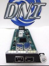 Force10 S60-10GE-2S Dell M6MG6 2-Port 10G SFP+ Optical Module DML